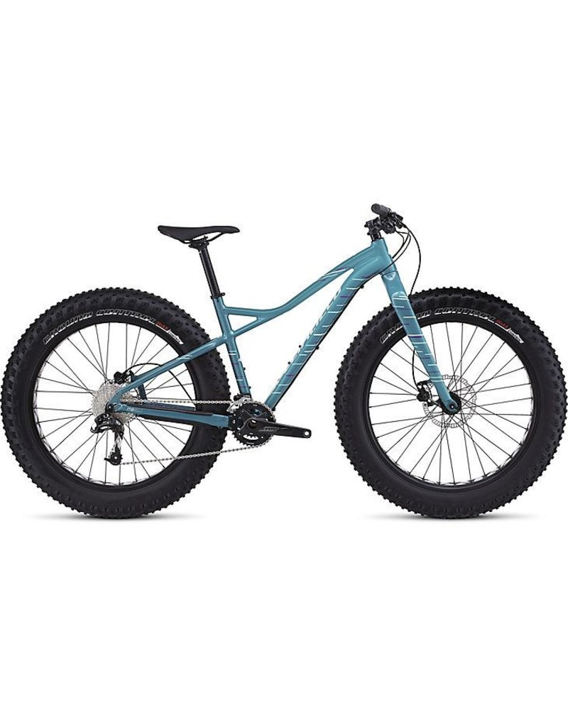 Specialized Hellga Comp Turquoise/Fuschia Medium