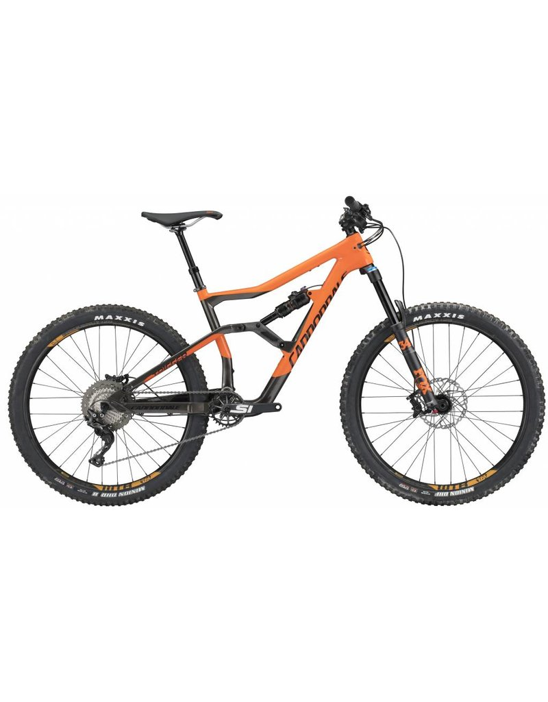 Cannondale Trigger Carbone/Al 3 Orange