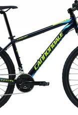 Cannondale Catalyst 27.5 4 Noir/Vert/Bleu Small