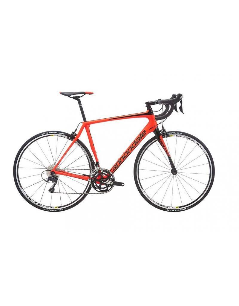 Cannondale Synapse Carbon 105 5 Rouge 51cm