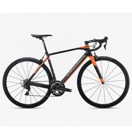 Orbea ORCA M10 PRO noir/orange 55cm dura-ace