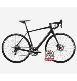 Orbea AVANT M20 TEAM-D Black-Anthracite-Red 53cm ultegra