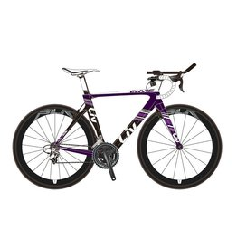 Liv 17 Envie Advanced Tri 1 Mauve/Blanc Small