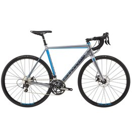 Cannondale CAAD Optimo Disc 105 Gris/Bleu