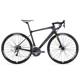 Giant Defy Advanced 3  Composite/Gris/Lime