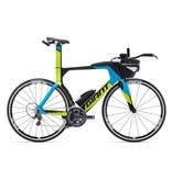 Giant 17 Trinity Advanced Pro 2 Medium Composite/Bleu/Lime