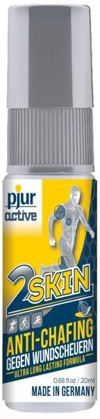 Gel Silicone Antifriction Pjur Active 2skin