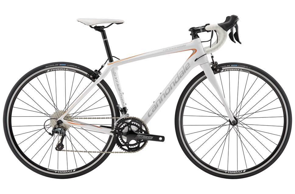 Cannondale Synapse Carbon Women's Tiagra 6 Blanc 48cm