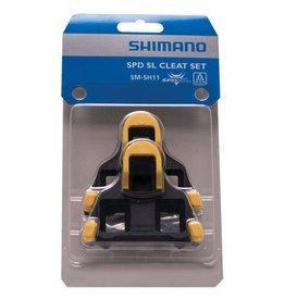 Shimano CALE SHIMANO SM-SH11 SPD-SL 6D
