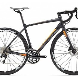 Giant Contend SL 1 Noir/Gris/Orange