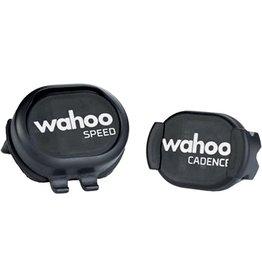 Wahoo ENSEMBLE DE CAPTEURS DE VITESSE ET DE CADENCE RPM (ANT+/BLUETOOTH SMART™)