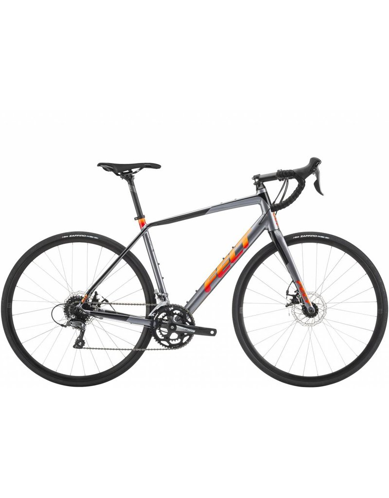 Felt VR60 Charcoal/Orange