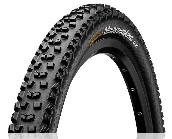 Continental Mountain King II 27.5 X 2.4
