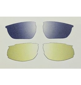 Giant Replacement Lens Set Swoop Jaune et Gris