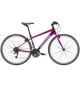 Cannondale Quick 6 Women's Mauve Large *Usagé