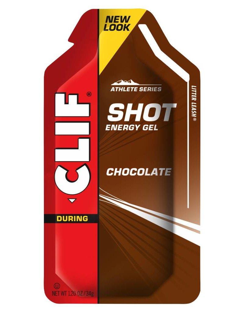Clif Clif Shot Gels, Chocolat