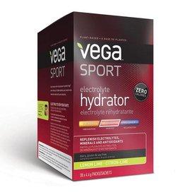 Vega Vega Sport, Electrolyte Hydrator, Melange de boisson,Lime