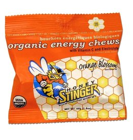 Honey Stinger Honey Stinger Organic Jujubes energetiques, Orange