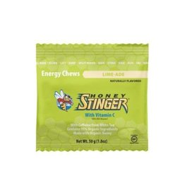 Honey Stinger Honey Stinger Organic Jujubes energetiques, Lime