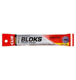 Clif Shot Bloks, Strawberry 60g