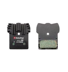 SwissStop ExoTherm, Patins de freins a disque, Shimano XTR BR-M9000/ BR-M985/ XT BR-M785