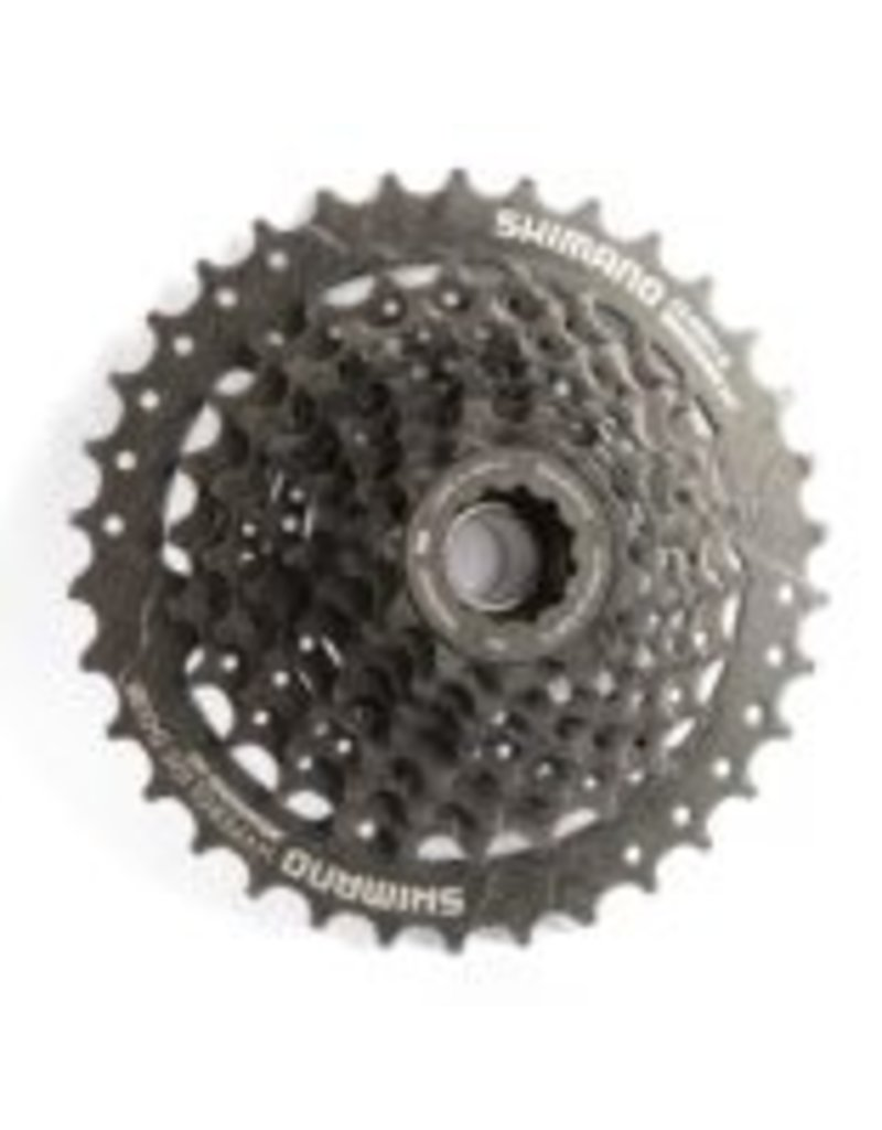 CASSETTE SPROCKET, CS-HG31, 8-SPEED, 11-13-15-17-20-23-26-34T(AO), IND.PACK