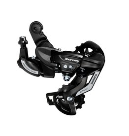 Shimano DERAILLEUR, RD-TY500, TOURNEY, 6/7-SPEED, DIRECT ATT