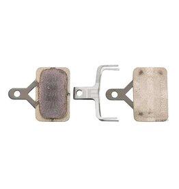 Shimano E01S, BR-M575, Patins de freins à disque, Métal, Paire, E type