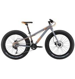 Silverback Scoop Half Fat bike Jr 24 Gris/Orange Demo