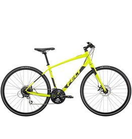 Felt Verza Speed 40 Gloss Chartreuse (Reflective Black) 54