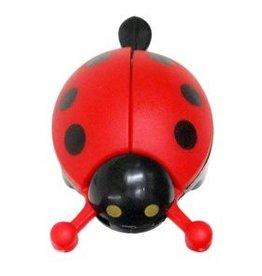 Evo EVO Ladybug Clochette Rouge