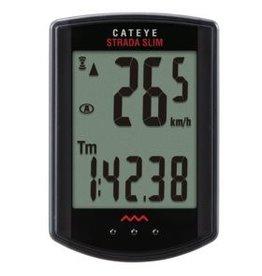 Cat Eye Cat Eye, Strada Slim Wireless CC-RD310W, Cyclometre, Capteur universel