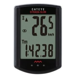 Cat Eye Strada Slim Wireless CC-RD310W, Cyclometre, Capteur universel