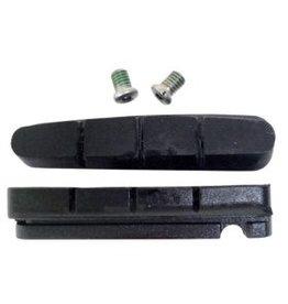 Shimano Shimano, Y8FA98130, R55C+1, BR-7700/6500/5500, Gommes de remplacement (+1mm), Paire