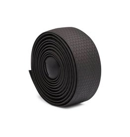 Fabric Silicone Bar Tape BLACK