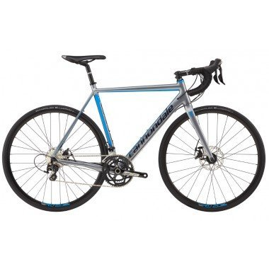 Cannondale CAAD Optimo Disc 105 Gris/Bleu 56cm