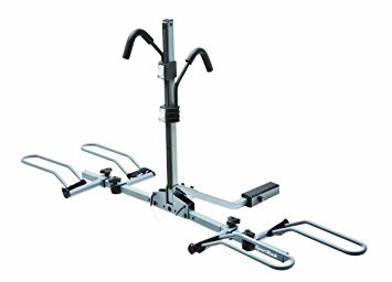 Sportrack 2 Bike Lock & Tilt Platform Hitch Rack