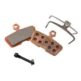 Avid Code 2011+ Patins de freins à disque en métal, dos en acier, paire