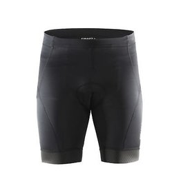 Craft JR BIKE SHORTS BLACK 134/140 (8 à 10 ans)