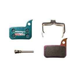 SwissStop SwissStop, Metaliques, Patins de freins a disque, SRAM HRD, Hydro R