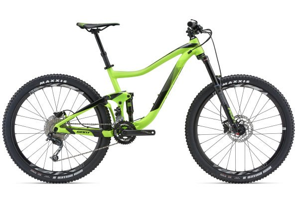 Giant Trance 4 Neon Green