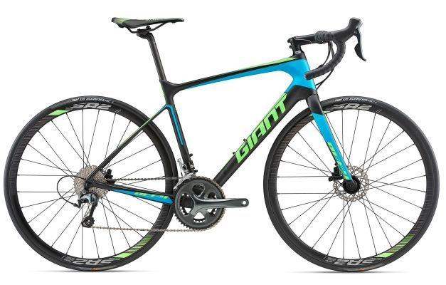 Giant Defy Advanced 3 Carbon Medium