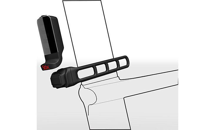 Specialized STIX AERO STRAP MOUNT - Black