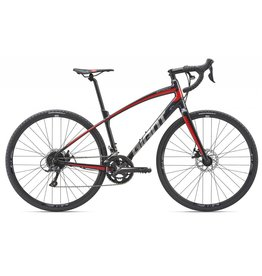 Giant 2019  AnyRoad 2 Metallic Black