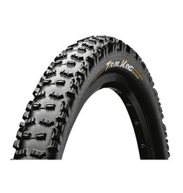 Continental TRAIL KING - ProTection APEX 27.5 x 2.2 Fold ProTection APEX + Black Chili