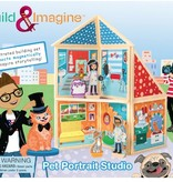 Build and Imagine Pet Portrait Studio