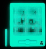 Jumbo Glow-in-the-Dark Magnatab