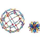 Mini Hoberman Sphere- Rainbow