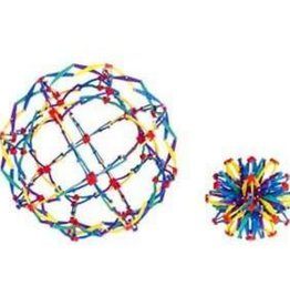 Mini Hoberman Sphere- Rainbow