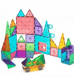 Magna-Tiles 48-pc Clear Colors